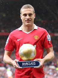 Vidic Manchester United